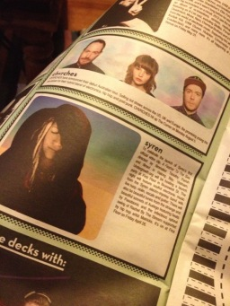 Beat Magazine 2013