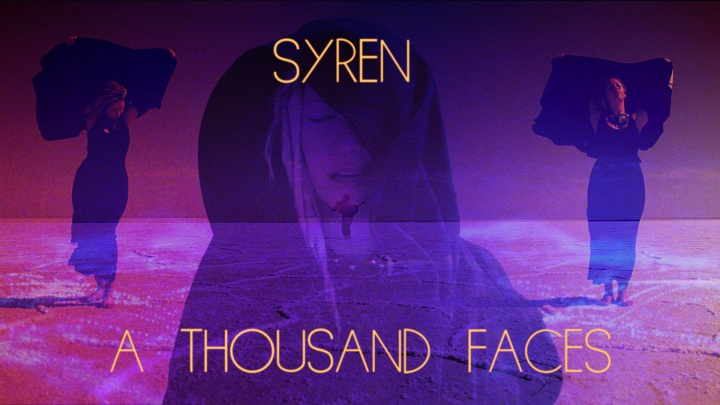 ' A Thousand Faces my 1st full length debut album!