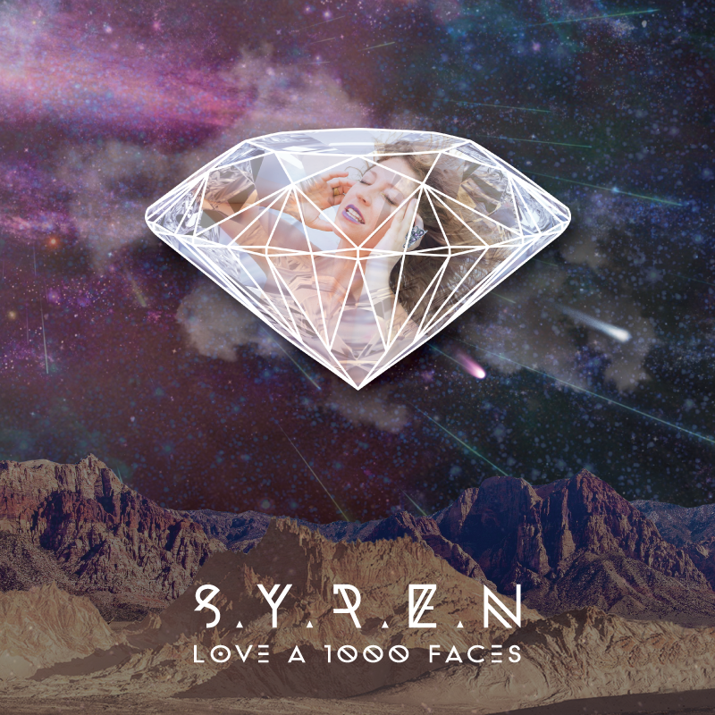 LOVE A 1000 FACES Album Cover