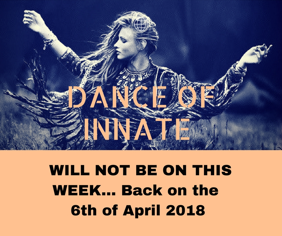 DANCE OF INNATE back on 6th April 2018